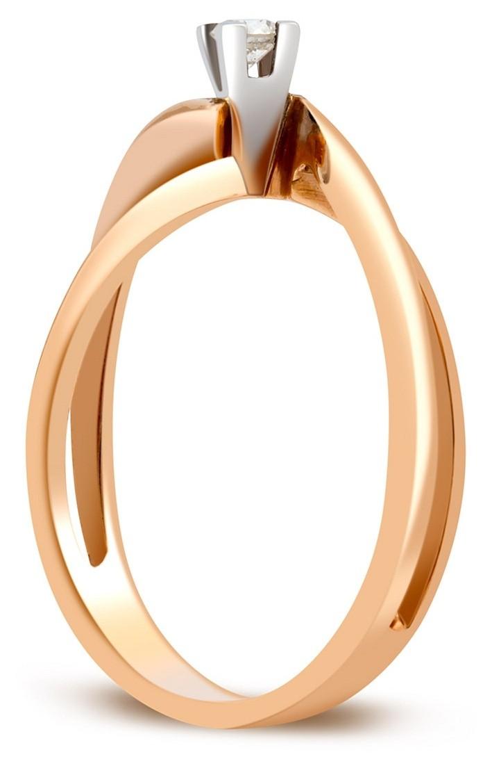 золотые серьги с бриллиантом каталог