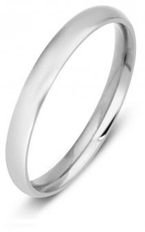 3bb1494f72ce Обручальные кольца из платины классические - купить классика ...
