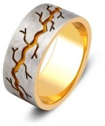 Обручальное кольцо (000289)