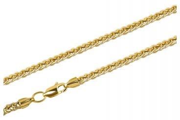 Цепочка из комбинированного золота (009292)