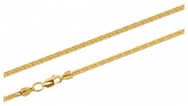 Цепочка из желтого золота (002362)
