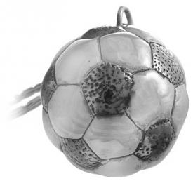 Брелок для ключей Мяч (007946)