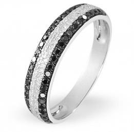Кольцо с бриллиантом (001196)