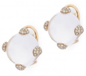 Серьги с бриллиантами (012443)